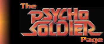 The Psycho Soldier Page